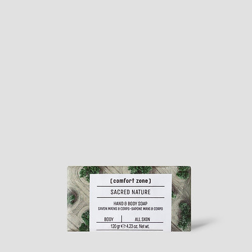SACRED NATURE HAND & BODY SOAP