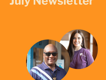 Our July Newsletter
