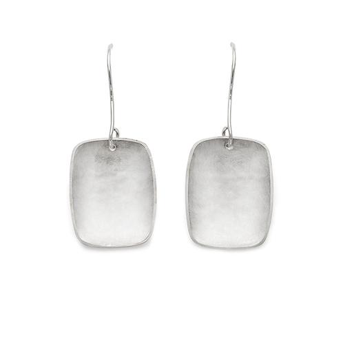 Soft Rectangle Earrings