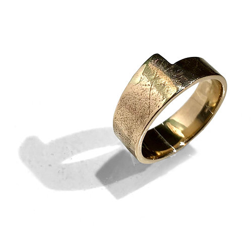 Cocoon Ring Band