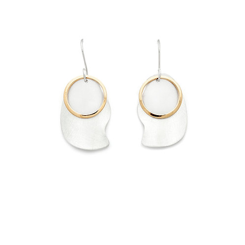 no.15 Sketches earrings