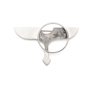 Winged Brooch 2