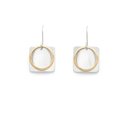 no. 1c Sketches earrings