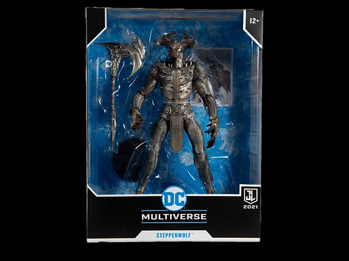 Pre-order/Sep/DC JUSTICE LEAGUE STEPPENWOLF 7IN SCALE MEGA
