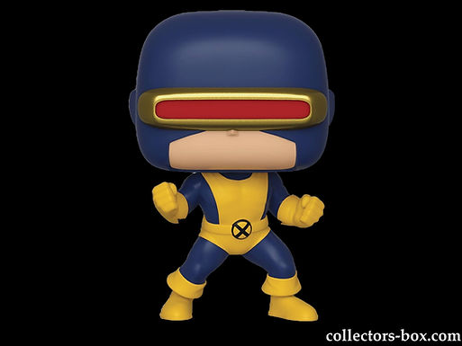 POP MARVEL 80TH FIRST APPEARANCE CYCLOPS VIN FIG