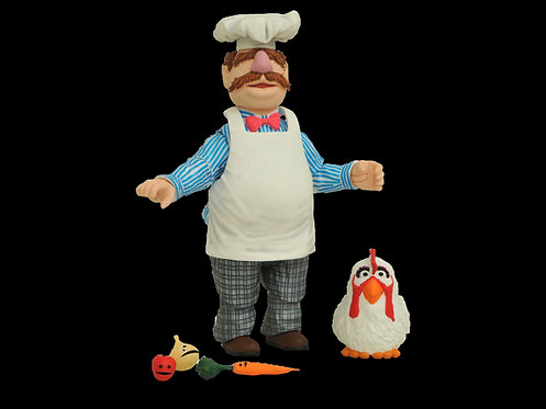 MUPPETS BEST OF SERIES 2 FIGURE Swedish Chef