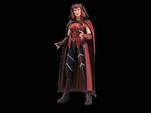 Pre-order/Marvel Select Line Conjures WandaVision's Scarlet Witch