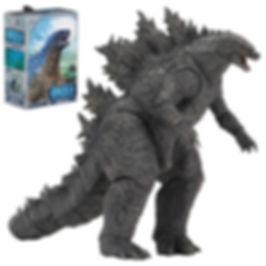 N428870 Godzilla Figures  12 Head To Tai