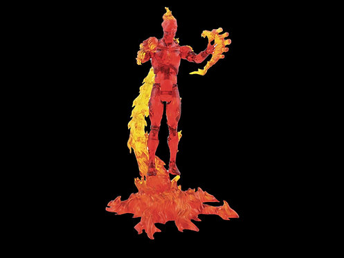 Pre-order/April/MARVEL SELECT HUMAN TORCH