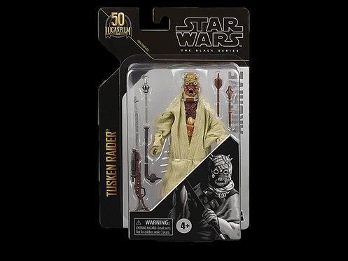 SW BLACK ARCHIVES 6IN TUSKEN RAIDER AF