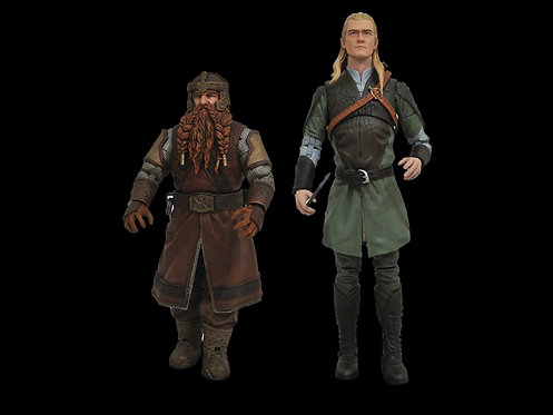 LORD OF THE RINGS SERIES 1 AF Est Ship Date10/26/2020