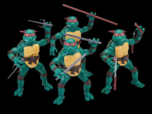 TMNT NINJA ELITE SERIES PX 4PC AF ASST Est Ship Date12/9/2020