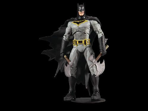DC COLLECTOR BUILD-A WV2 BATMAN 7IN SCALE