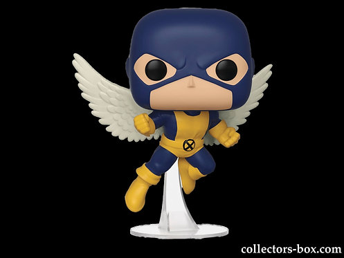 POP MARVEL 80TH FIRST APPEARANCE ANGEL VIN FIG