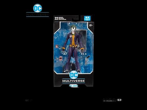 Batman: Arkham Asylum DC Multiverse The Joker Figure