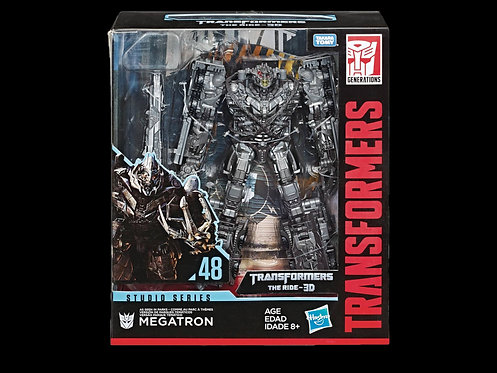 TRANSFORMERS STUDIO SER RIDE MEGATRON LEADER AF