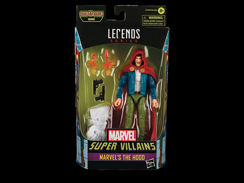 Pre-order MARVEL VILLAINS LEGENDS 6IN THE HOOD AF