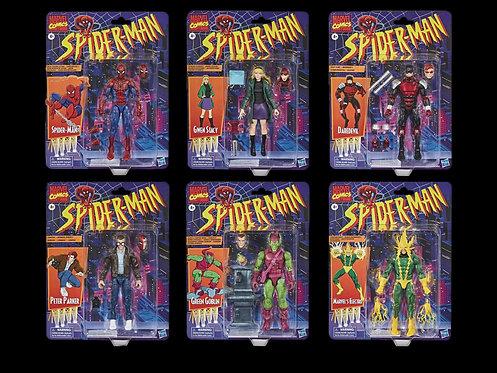 SPIDER-MAN VINTAGE 6IN AF ASST 202001