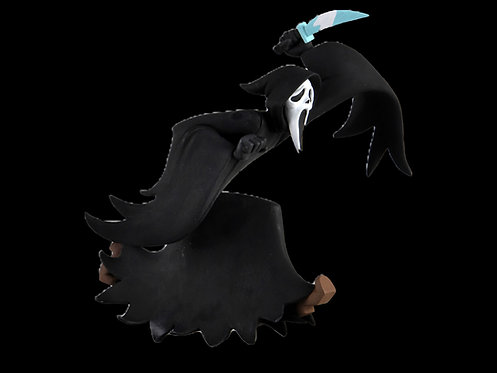 TOONY TERRORS Ghostfacewith knife accessory, SERIES 5 6IN ACTION FIGURE