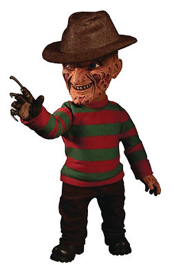 MDS MEGA SCALE TALKING FREDDY KRUEGER FIGURE