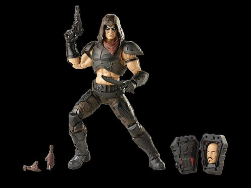 GI JOE CLASSIFIED SERIES 6IN ZARTAN AF