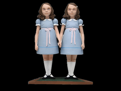 Pre-order/THE SHINING TOONY TERRORS THE GRADY TWINS 6IN AF