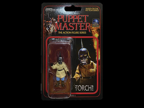 PUPPET MASTER ACTION FIGURE SERIES TORCH