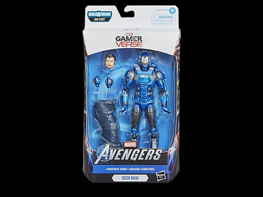 AVENGERS LEGENDS VIDEO GAME 6IN IRON MAN ATMO AF