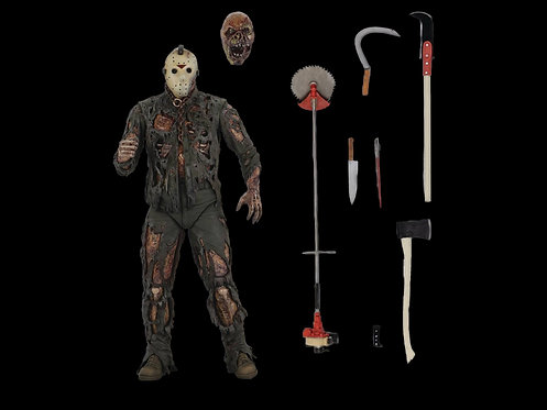 FRIDAY THE 13TH NEW BLOOD JASON ULTIMATE 7IN