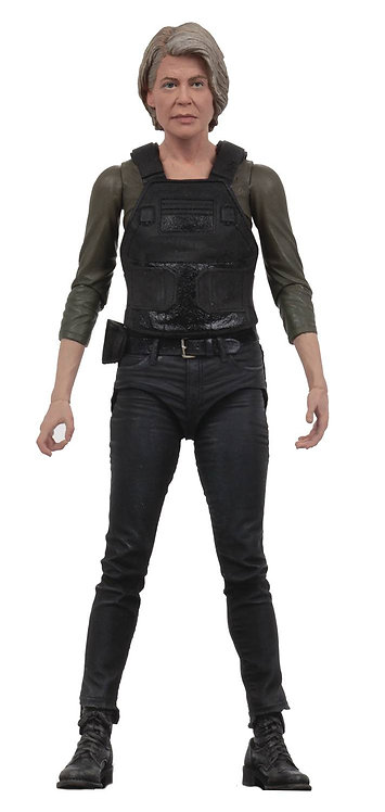 TERMINATOR DARK FATE SARAH CONNOR ULTIMATE 7IN AF