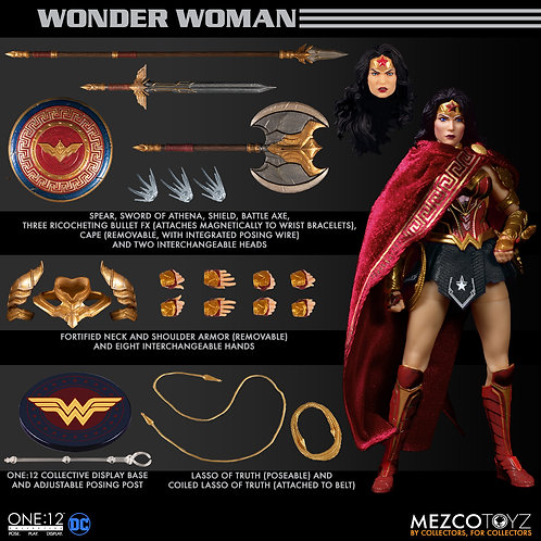 ONE-12 COLLECTIVE DC WONDER WOMAN AF