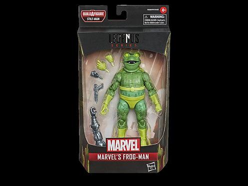 SPIDER-MAN LEGENDS 6IN FROG-MAN AF
