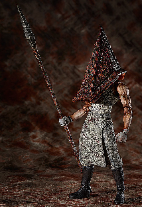 SILENT HILL 2 RED PYRAMID THING FIGMA AF