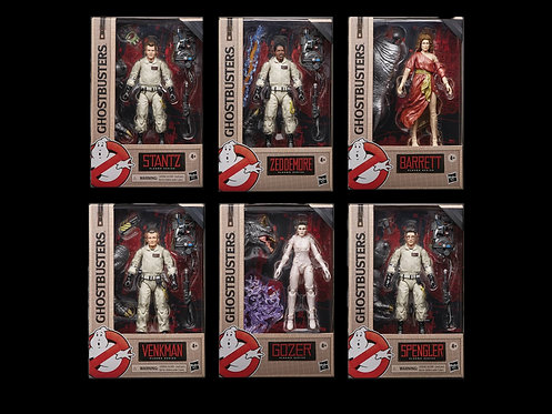 GHOSTBUSTERS PLASMA SERIES 6IN AF ASST 202001
