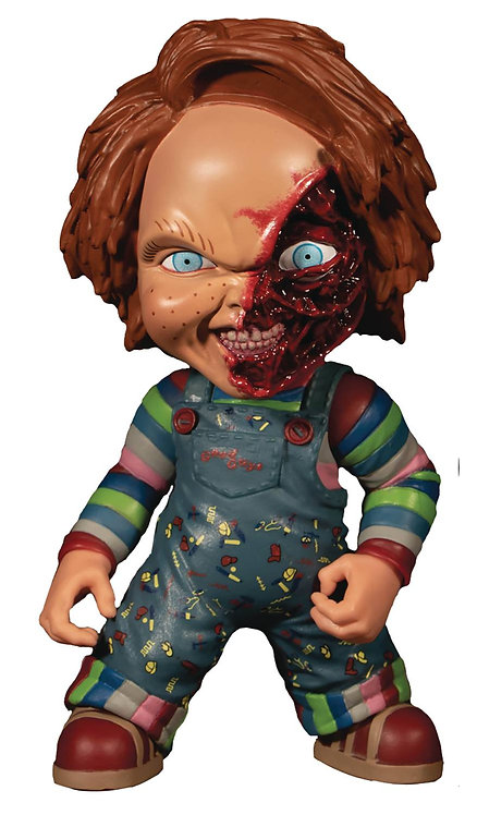 MEZCO DESIGNER SERIES CHILDS PLAY CHUCKY 6IN DELUXE FIGURE