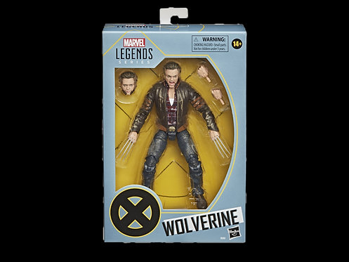 X-MEN MOVIE LEGENDS 6IN WOLVERINE AF
