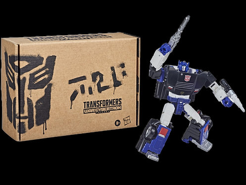 TRANSFORMERS GEN SELECTS DEEP COVER DLX AF