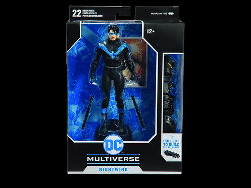 DC COLLECTOR WV1 MODERN NIGHTWING 7IN SCALE AF