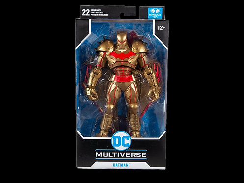 Pre-order/June/DC MULTIVERSE HELLBAT 7IN SCALE LUNAR NEW YEAR ED
