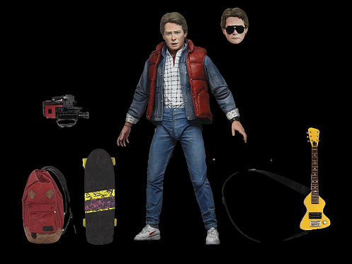 BACK TO THE FUTURE MARTY MCFLY ULTIMATE 7IN Est Ship Date10/15/2020
