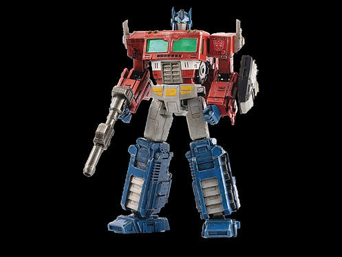 TRANSFORMERS WAR FOR CYBERTRON OPTIMUS PRIME DLX SCALE FIG