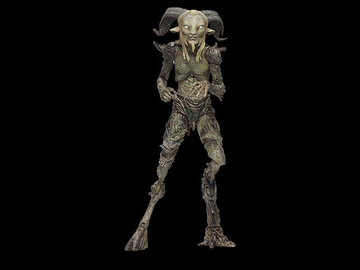 PANS LABYRINTH OLD FAUN GDT SIGNATURE COLLECTION