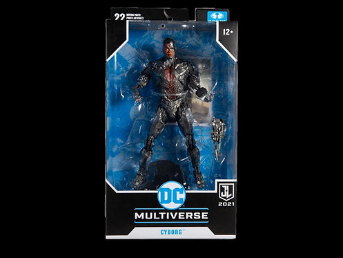 Pre-order/Sep/DC JUSTICE LEAGUE CYBORG 7IN SCALE AF