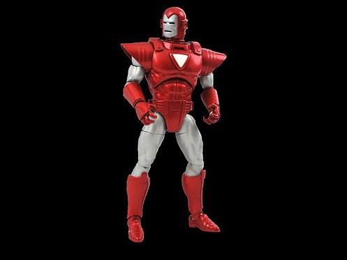 MARVEL SELECT MARVEL NOW SILVER CENTURION IRON MAN AF