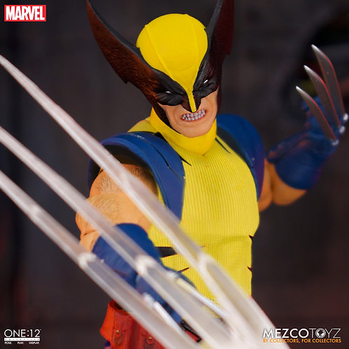 Pre-order/March2022/ONE-12 COLLECTIVE WOLVERINE DELUXE STEEL BOX EDITION