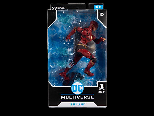 Pre-order/Sep/DC JUSTICE LEAGUE FLASH 7IN SCALE AF