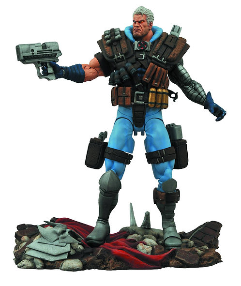 MARVEL SELECT CABLE AF
