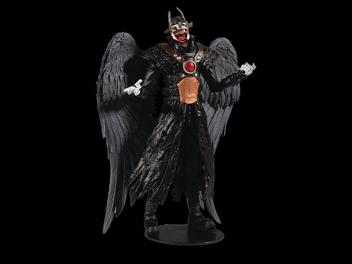 DC COLLECTOR BUILD-A WV2 BWL HAWKMAN 7INEst Ship Date12/25/2020