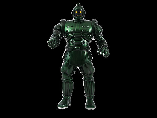 MARVEL SELECT TITANIUM MAN