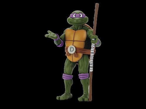 Pre-order/Sep/TMNT CARTOON GIANT SIZE DONATELLO 1/4 SCALE AF